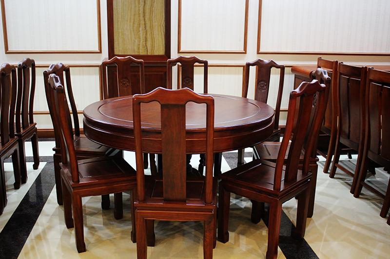 Bộ bàn ăn gỗ BAHG08 - Mẫu nào cũng đẹp mà hàng nào cũng tốt
